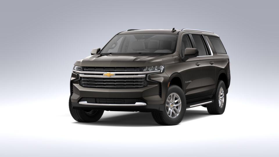 2021 Chevrolet Suburban Vehicle Photo in MADISON, WI 53713-3220