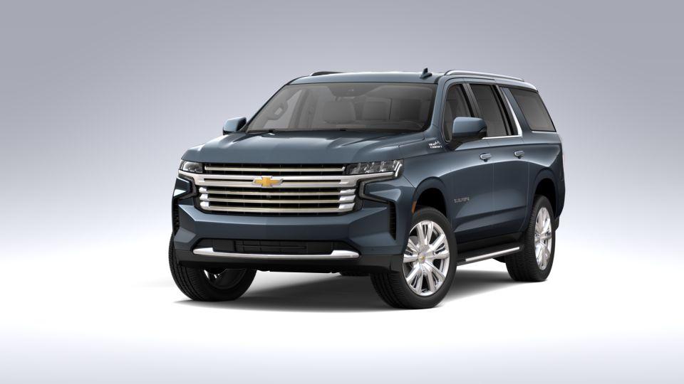 2021 Chevrolet Suburban Vehicle Photo in NORWICH, NY 13815-1747