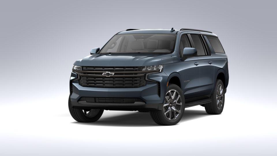2021 Chevrolet Suburban Vehicle Photo in MIDLAND, TX 79703-7718