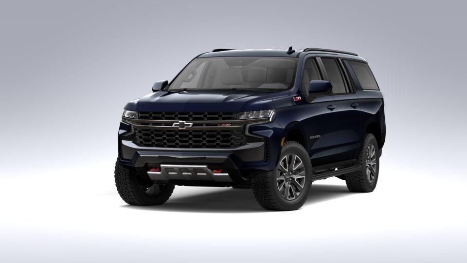 2021 Chevrolet Suburban Vehicle Photo in SAN ANGELO, TX 76903-5798