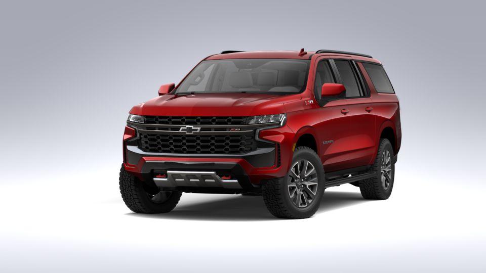 2021 Chevrolet Suburban Vehicle Photo in GARDNER, MA 01440-3110