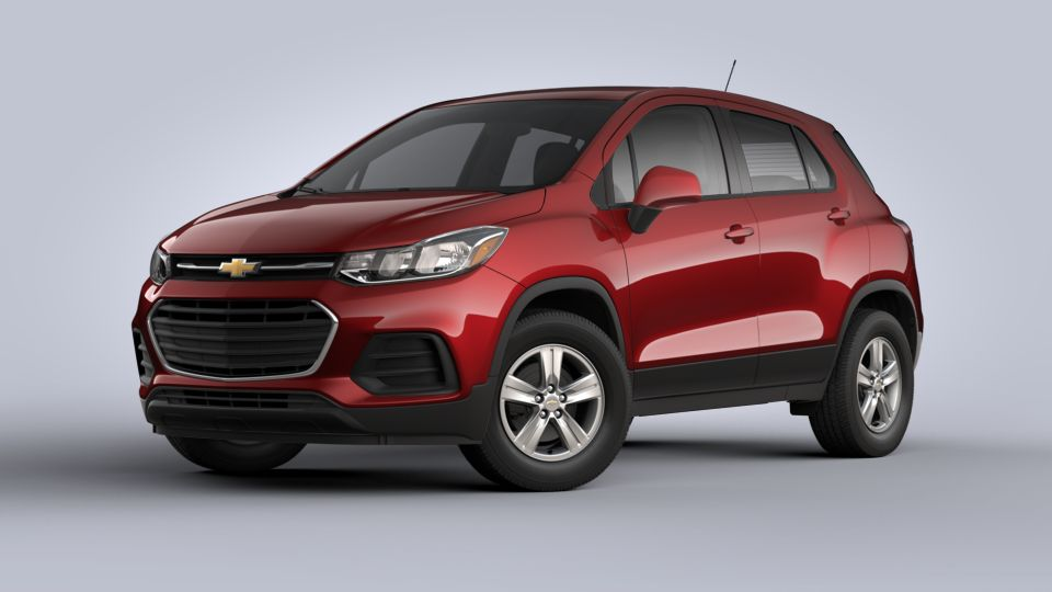 2021 Chevrolet Trax Vehicle Photo in GREELEY, CO 80634-4125