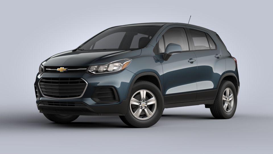 2021 Chevrolet Trax Vehicle Photo in GARDNER, MA 01440-3110