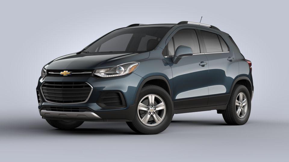 2021 Chevrolet Trax Vehicle Photo in SAN LEANDRO, CA 94577-1512