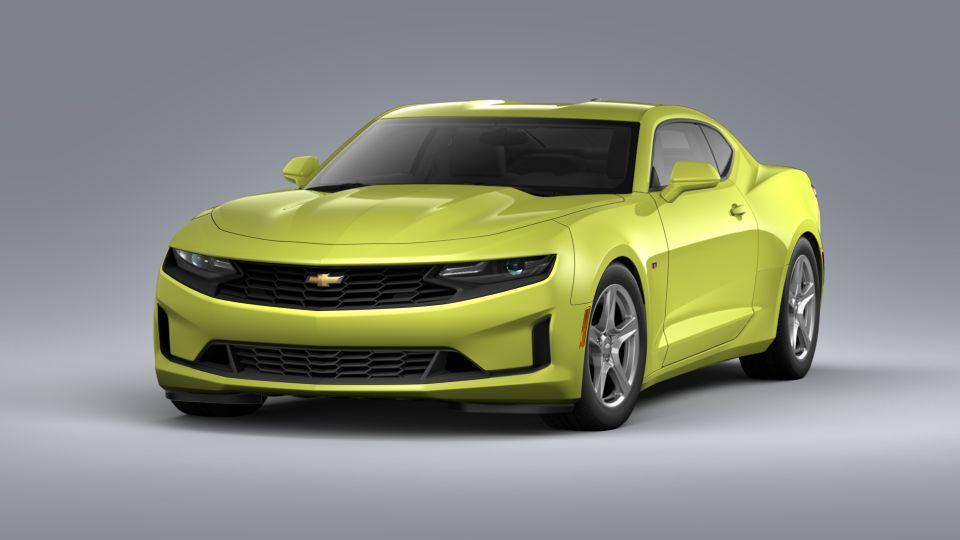 2021 Chevrolet Camaro Vehicle Photo in SHREVEPORT, LA 71105-5534