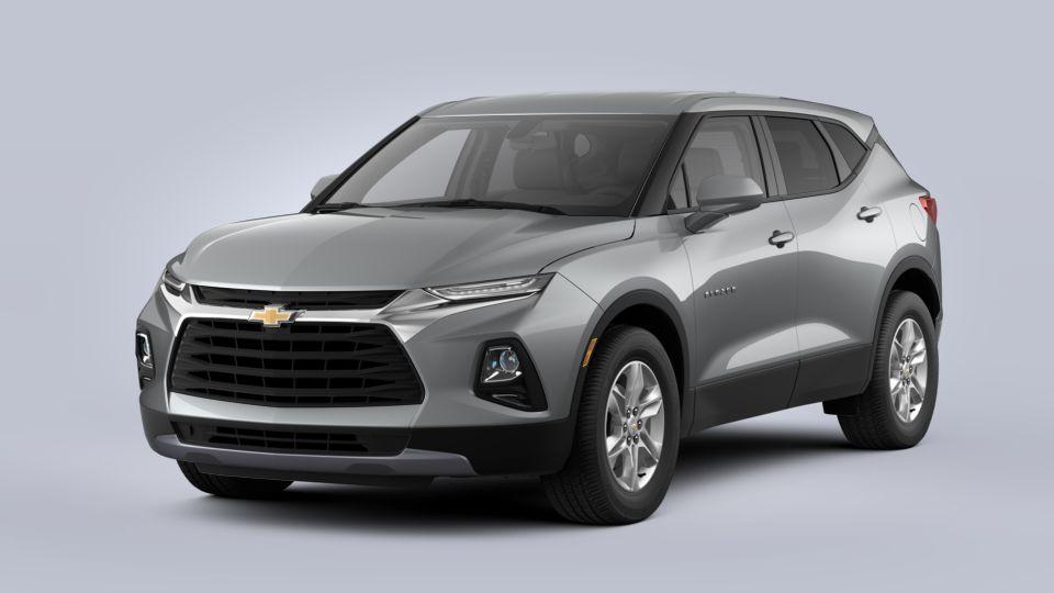 2021 Chevrolet Blazer Vehicle Photo in DETROIT, MI 48207-4102