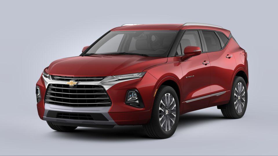 2021 Chevrolet Blazer Vehicle Photo in CARLSBAD, CA 92008-4399