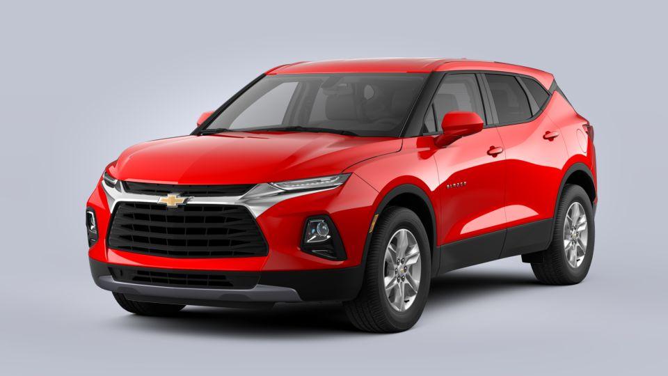 2021 Chevrolet Blazer Vehicle Photo in ELGIN, TX 78621-4245