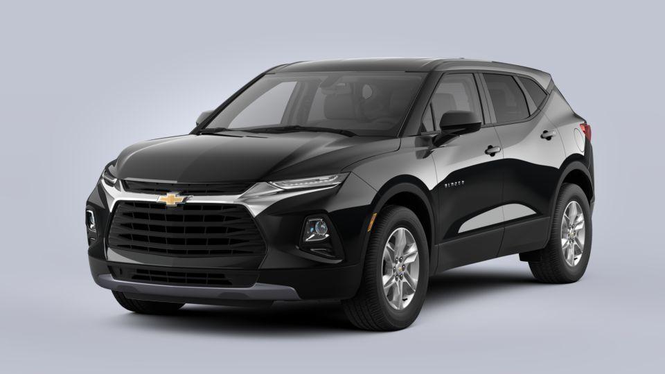 2021 Chevrolet Blazer Vehicle Photo in ODESSA, TX 79762-8186