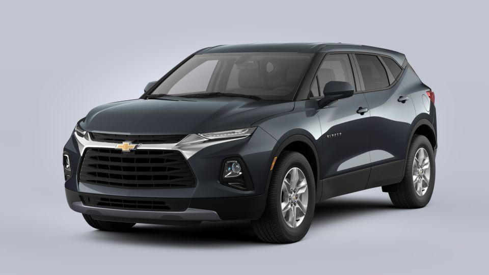 2021 Chevrolet Blazer Vehicle Photo in SELMA, TX 78154-1460