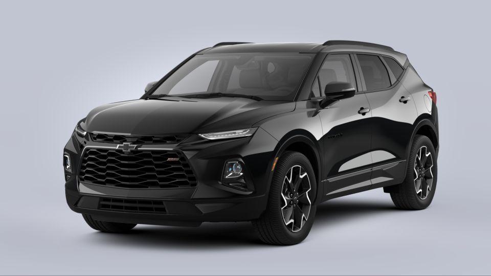 2021 Chevrolet Blazer Vehicle Photo in SHREVEPORT, LA 71105-5534