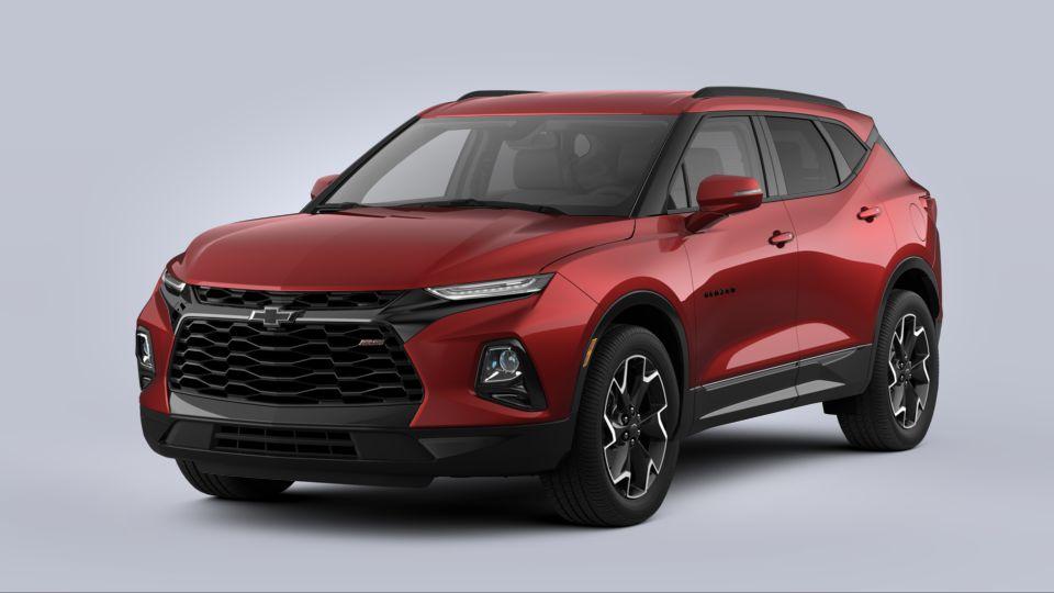 2021 Chevrolet Blazer Vehicle Photo in BARTOW, FL 33830-4397