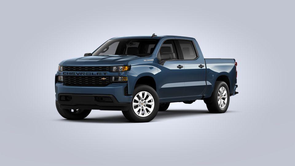 2021 Chevrolet Silverado 1500 Vehicle Photo in ELGIN, TX 78621-4245