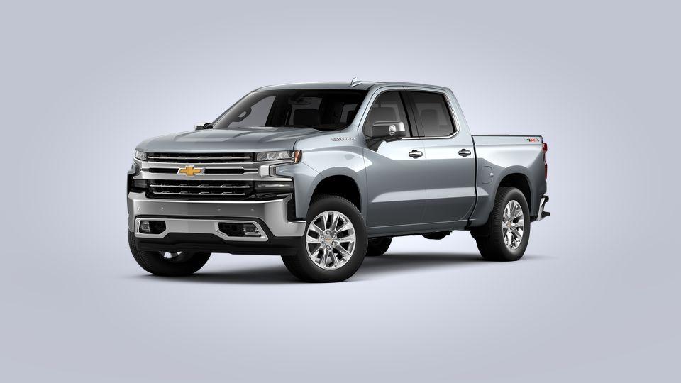 2021 Chevrolet Silverado 1500 Vehicle Photo in PUYALLUP, WA 98371-4149