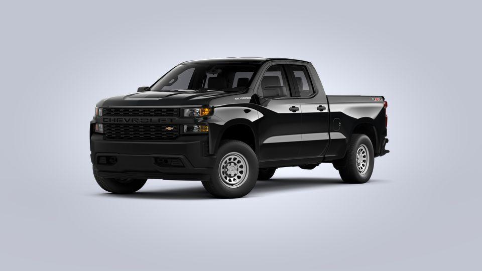 2021 Chevrolet Silverado 1500 Vehicle Photo in GARDNER, MA 01440-3110