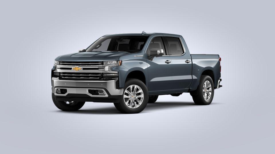 2021 Chevrolet Silverado 1500 Vehicle Photo in ODESSA, TX 79762-8186