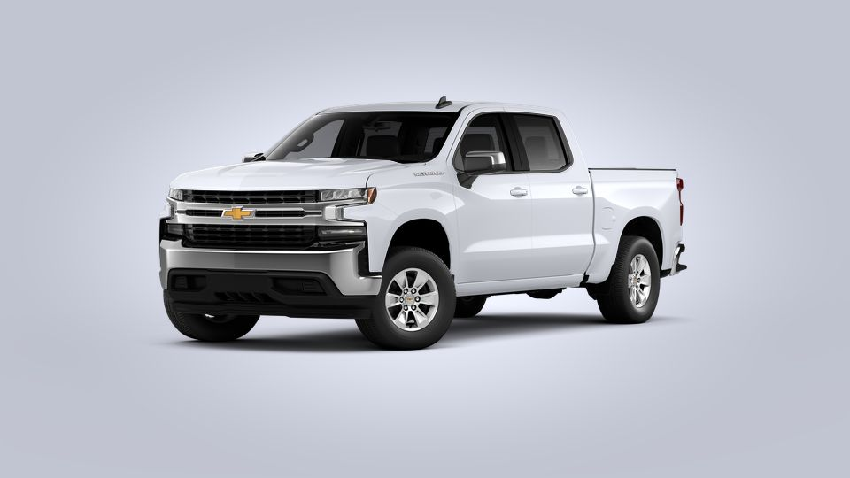 2021 Chevrolet Silverado 1500 Vehicle Photo in BARTOW, FL 33830-4397
