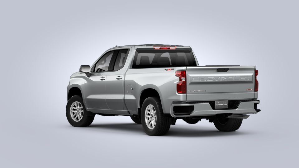 Used 2021 Chevrolet Silverado 1500 RST with VIN 1GCRYEEL0MZ126912 for sale in Brooklyn Center, Minnesota