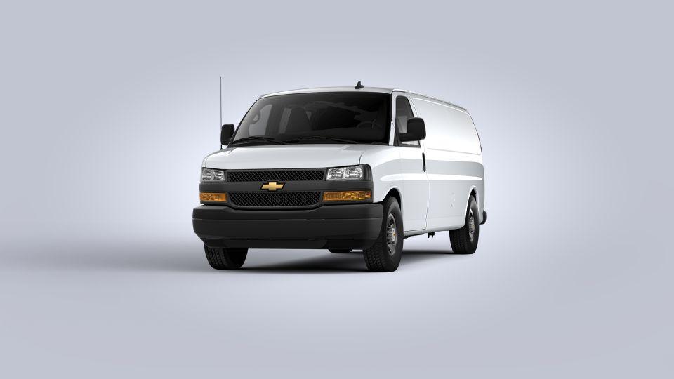 2021 Chevrolet Express Cargo Van Vehicle Photo in VENTURA, CA 93003-8585
