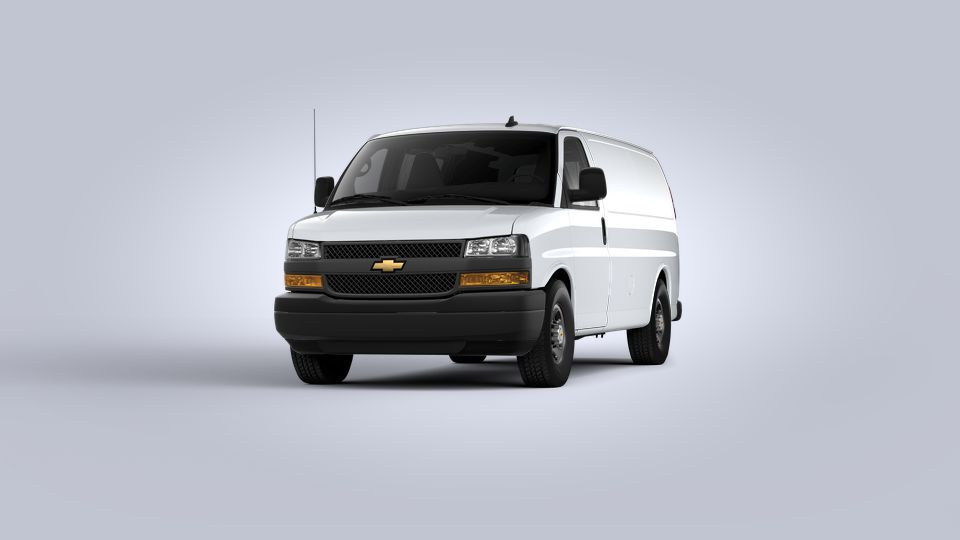 2021 Chevrolet Express Cargo Van Vehicle Photo in JASPER, GA 30143-8655