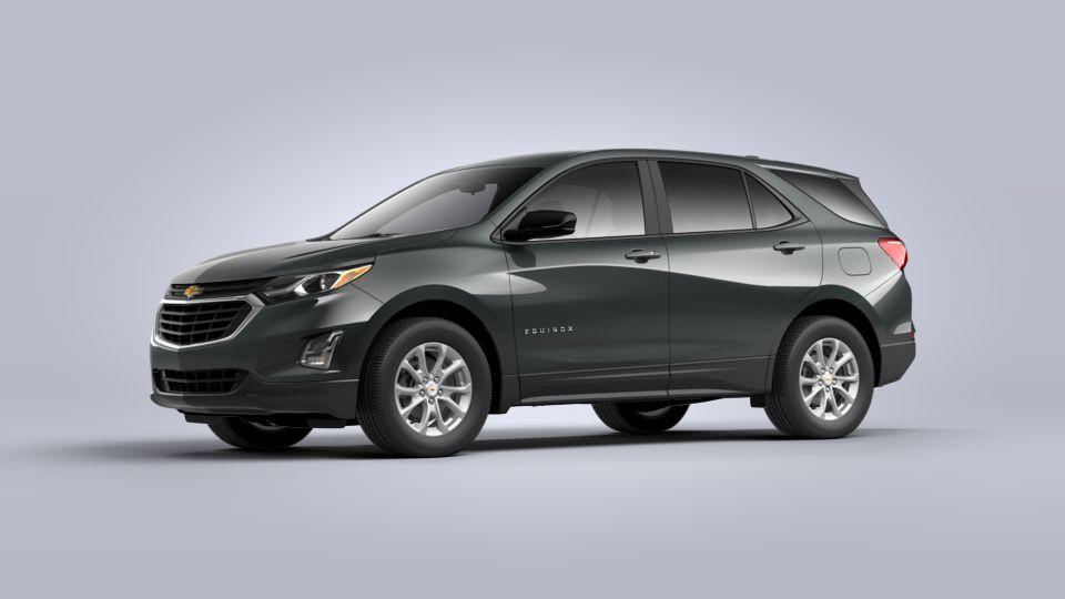 2021 Chevrolet Equinox Vehicle Photo in SAINT CLAIRSVILLE, OH 43950-8512