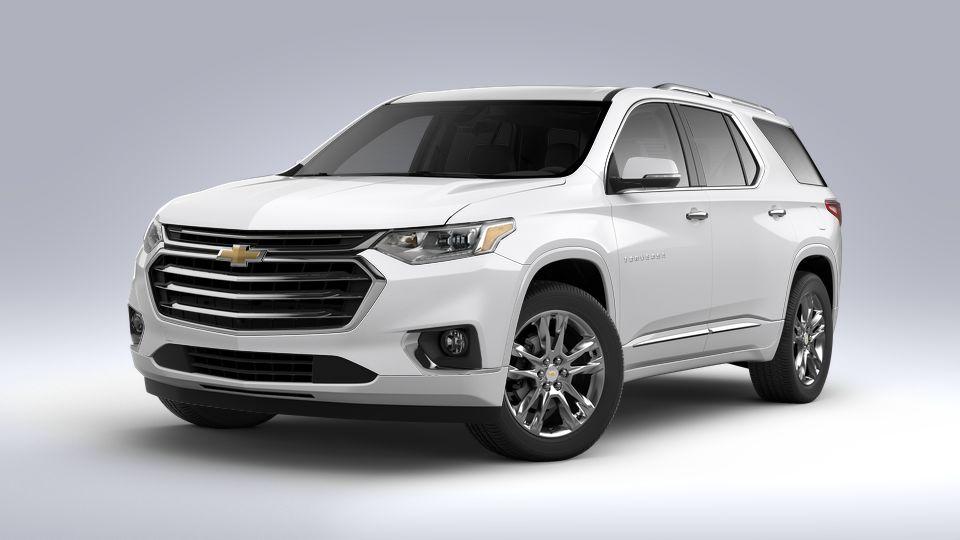 2021 Chevrolet Traverse Vehicle Photo in PUYALLUP, WA 98371-4149