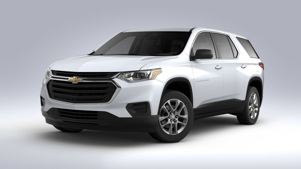 2021 Chevrolet Traverse Vehicle Photo in GARDNER, MA 01440-3110