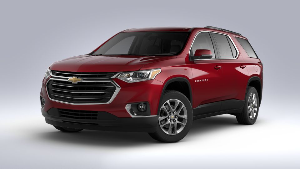 2021 Chevrolet Traverse Vehicle Photo in GREELEY, CO 80634-4125