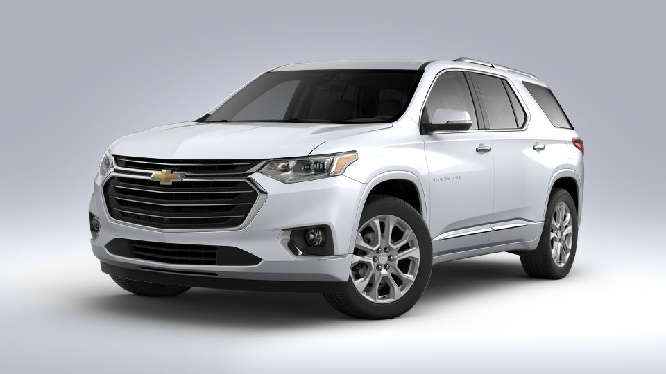 2021 Chevrolet Traverse Vehicle Photo in SAINT CLAIRSVILLE, OH 43950-8512