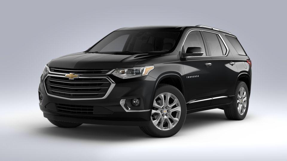 2021 Chevrolet Traverse Vehicle Photo in NORWICH, NY 13815-1747