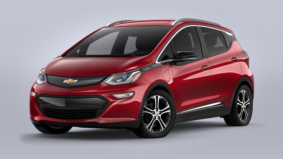 2021 Chevrolet Bolt EV Vehicle Photo in Akron, OH 44312