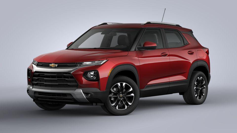 2022 Chevrolet Trailblazer Vehicle Photo in BOSTON, NY 14025-9684