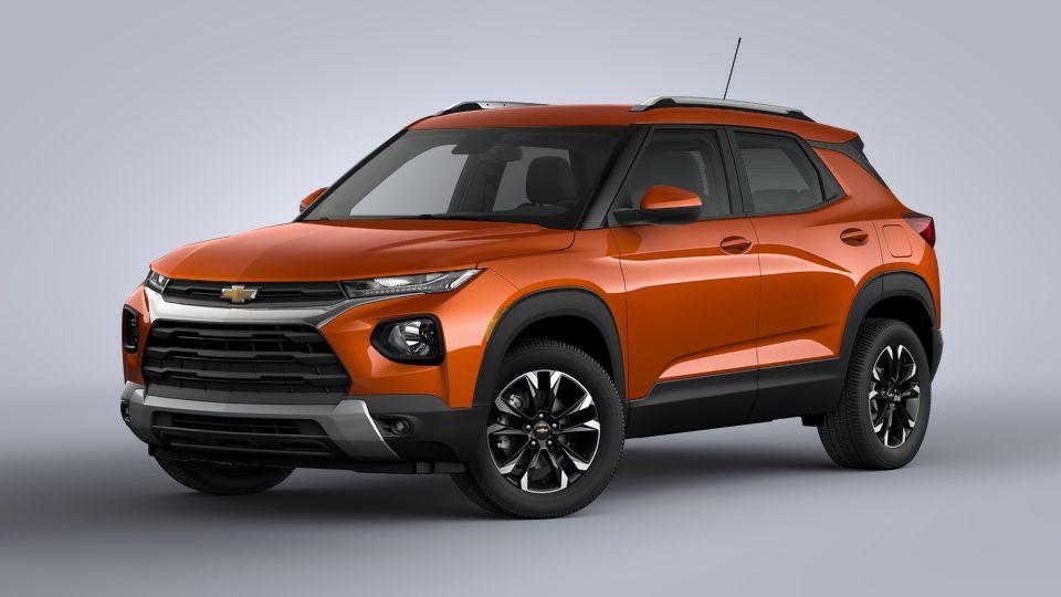 2022 Chevrolet Trailblazer Vehicle Photo in CHAMPLAIN, NY 12919-0000