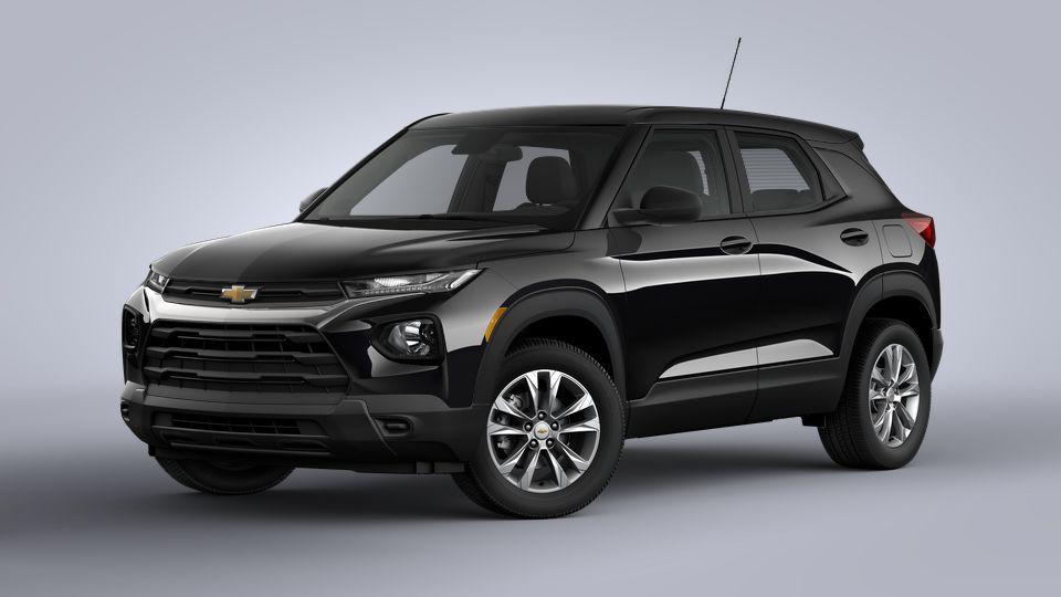 2022 Chevrolet Trailblazer Vehicle Photo in BURTON, OH 44021-9417