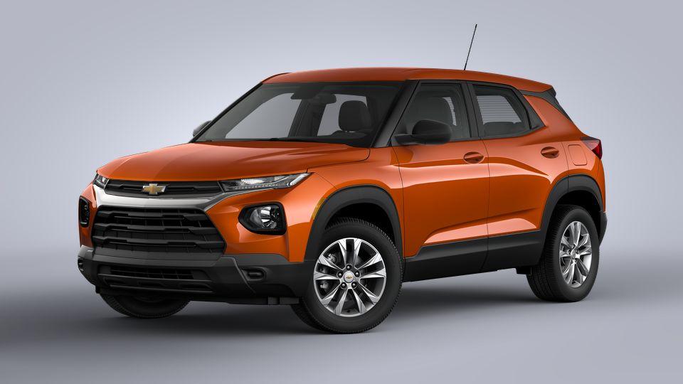 2022 Chevrolet Trailblazer Vehicle Photo in WEST HARRISON, IN 47060-9672