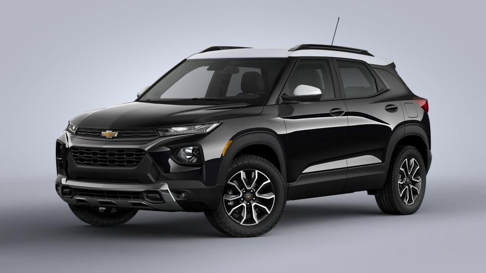 2022 Chevrolet Trailblazer Vehicle Photo in SAN ANGELO, TX 76903-5798