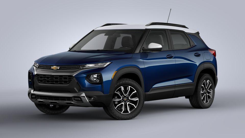 2022 Chevrolet Trailblazer Vehicle Photo in ENGLEWOOD, CO 80113-6708