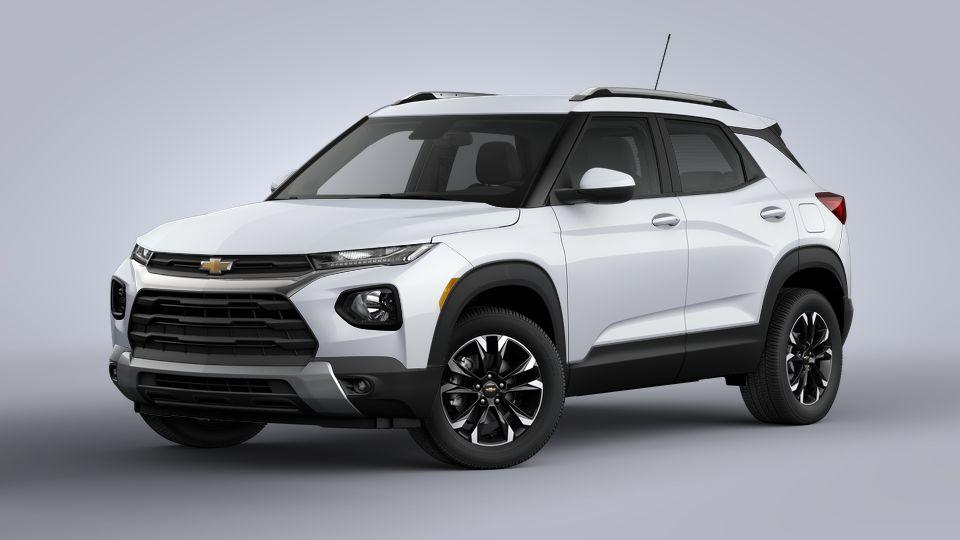 2022 Chevrolet Trailblazer Vehicle Photo in JOLIET, IL 60435-8135