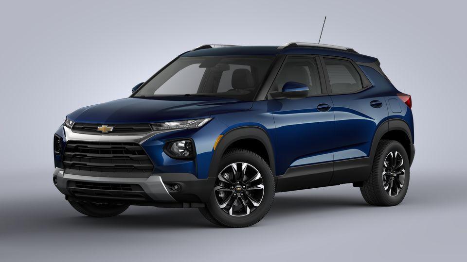 2022 Chevrolet Trailblazer Vehicle Photo in RIVERSIDE, CA 92504-4106