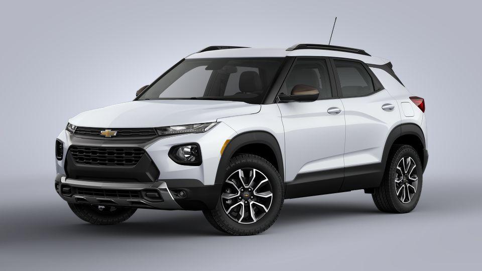 2022 Chevrolet Trailblazer Vehicle Photo in MIDLAND, TX 79703-7718