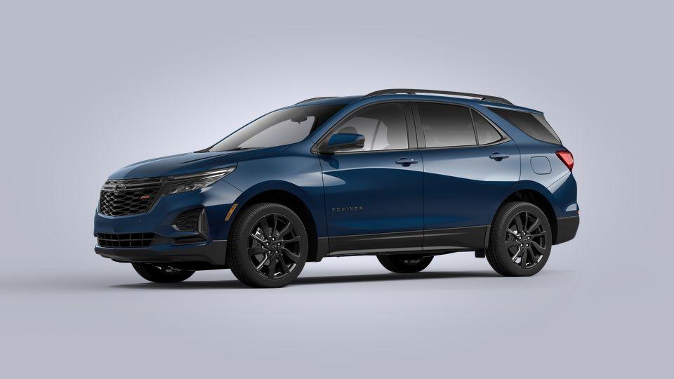 2022 Chevrolet Equinox Vehicle Photo in BARTOW, FL 33830-4397
