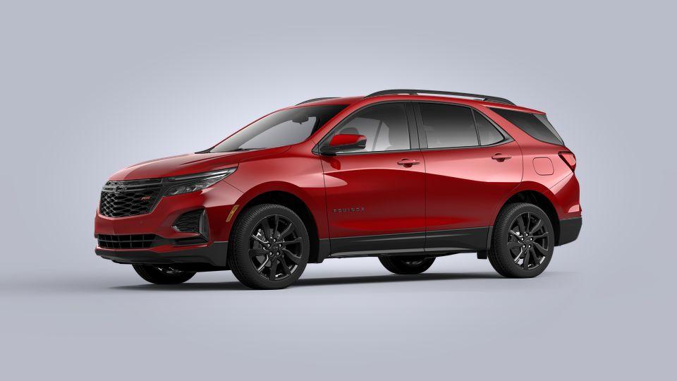 2022 Chevrolet Equinox Vehicle Photo in SAINT JAMES, NY 11780-3219