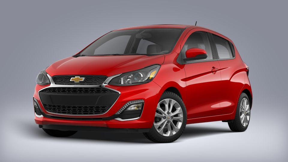 2022 Chevrolet Spark Vehicle Photo in MAPLEWOOD, MN 55119-4794
