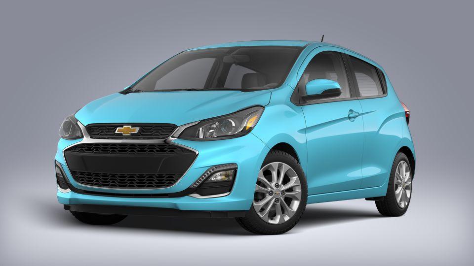 2022 Chevrolet Spark Vehicle Photo in COLMA, CA 94014-3284
