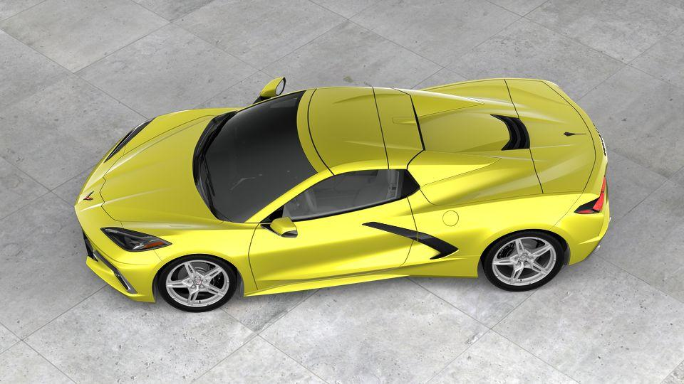 2022 Chevrolet Corvette Vehicle Photo in MIDLAND, TX 79703-7718