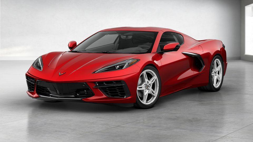 2022 Chevrolet Corvette Vehicle Photo in LOS ANGELES, CA 90007-3795