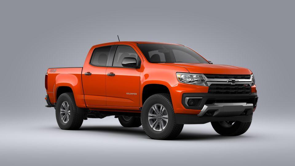 2022 Chevrolet Colorado Vehicle Photo in GARDNER, MA 01440-3110