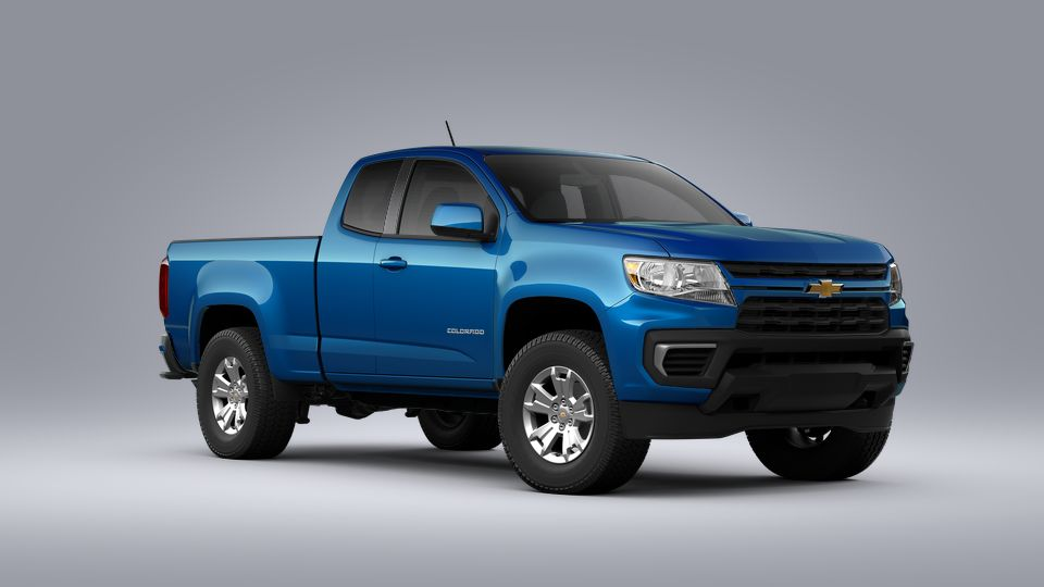 2022 Chevrolet Colorado Vehicle Photo in BOONVILLE, IN 47601-9633