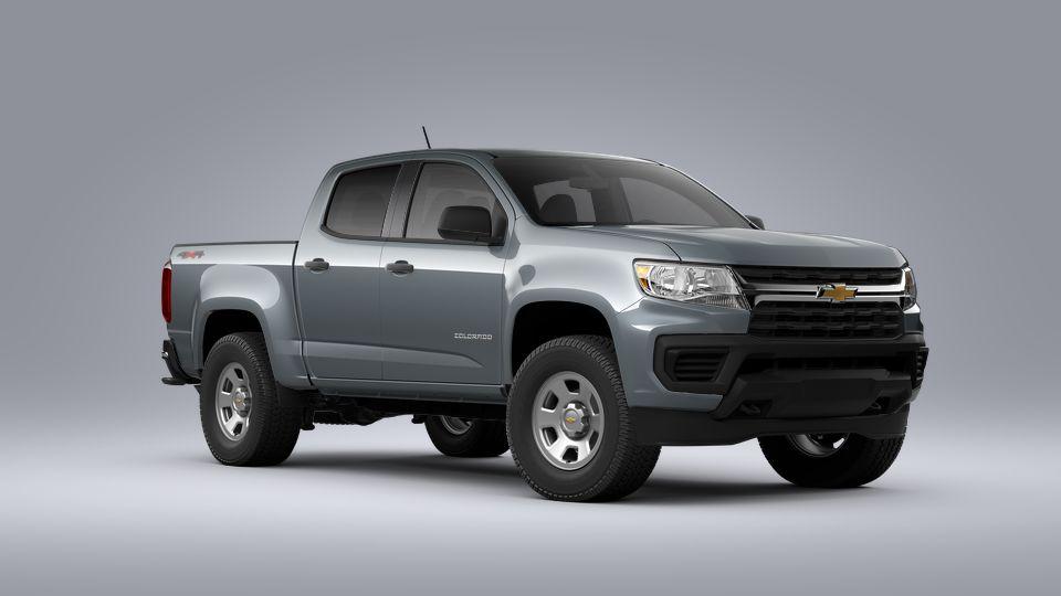2022 Chevrolet Colorado Vehicle Photo in CROSSVILLE, TN 38555-5411