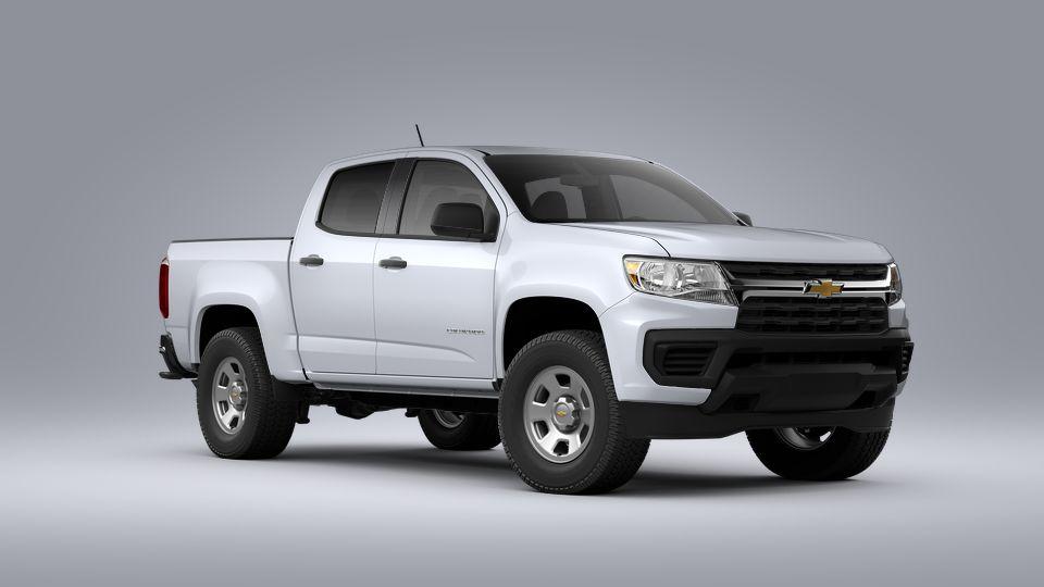 2022 Chevrolet Colorado Vehicle Photo in HOUSTON, TX 77054-4802